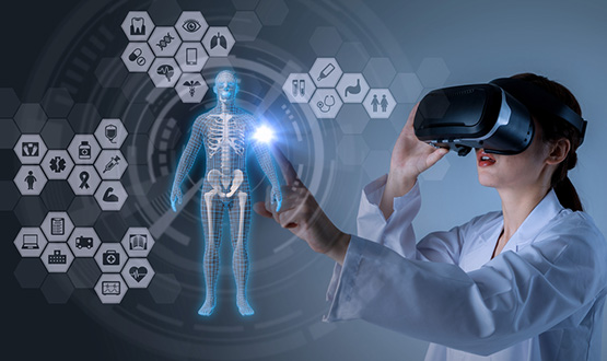 AR and VR: Transforming the Healthcare Sector
