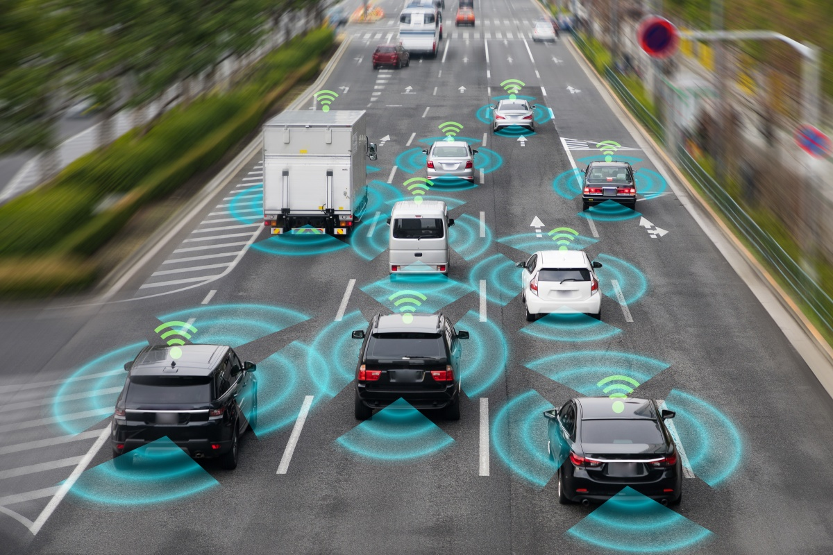 Redefining Digital Age Transportation- Connected Cars